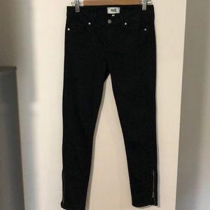 Paige Black Jeans